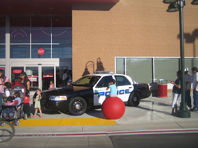 Menifee Super Target Ribbon Cutting