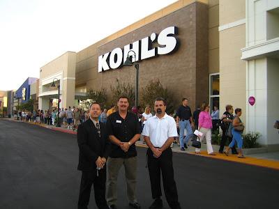 Menifee Kohl's Grand Opening