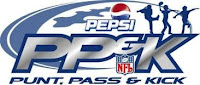 NFL Pepsi Punt Pass and Kick in Menifee
