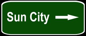 sun city signs