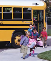 Menifee School Bus