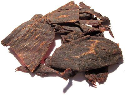 hot jamaican beef jerky