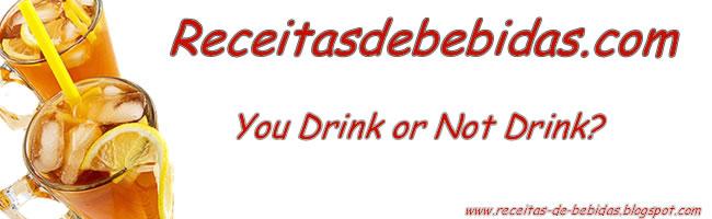 Receitas de Bebidas
