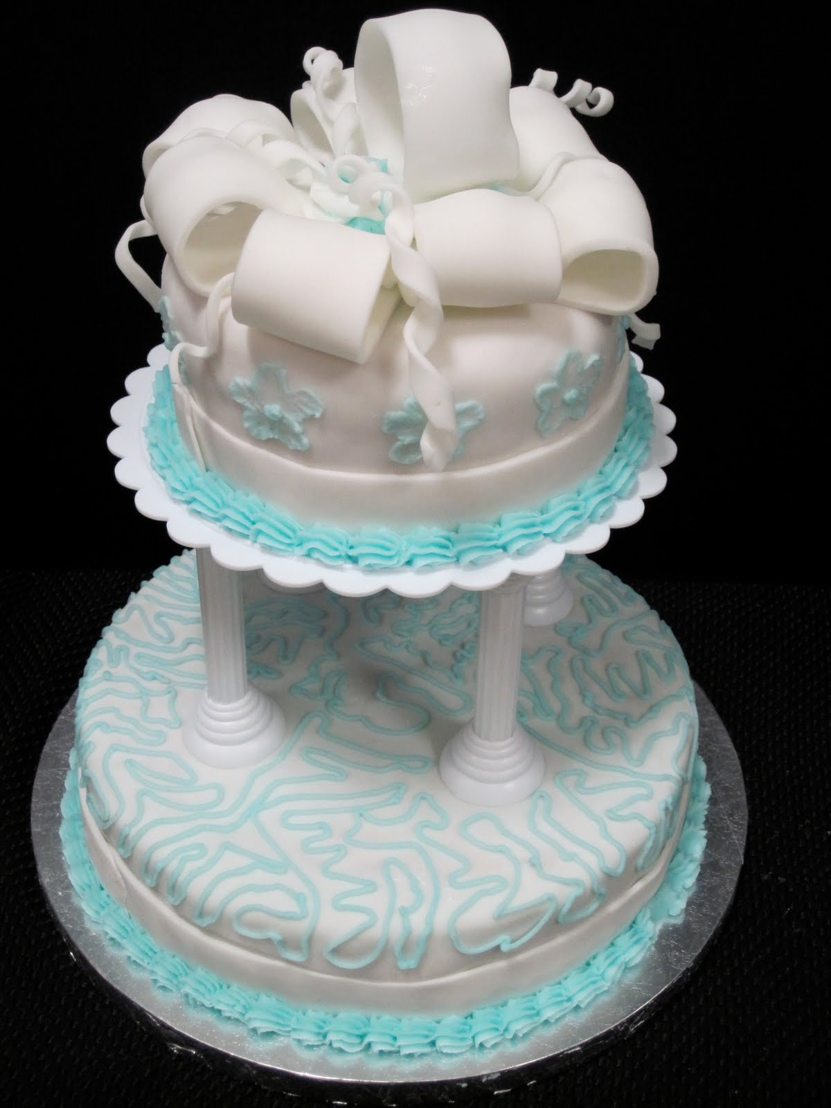 Cake Design Wilton : Every Pot and Pan: Wilton Cake Decorating: Course 3
