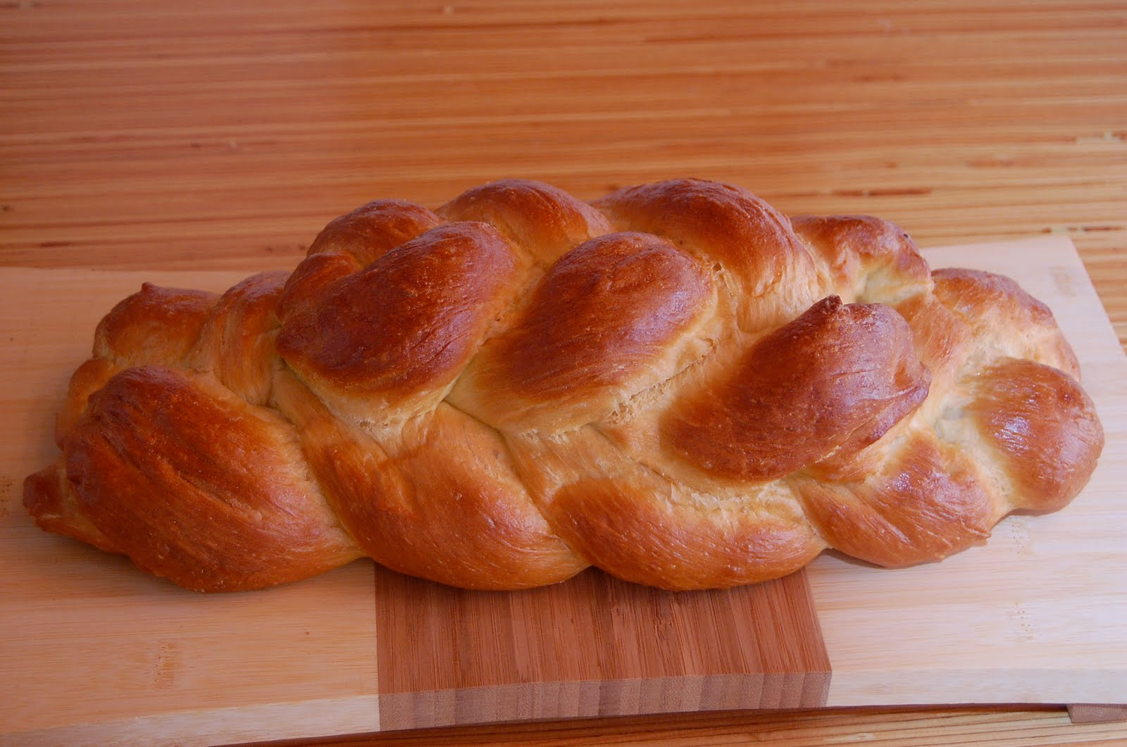 Challenge is challah. I had high hopes for this bread. I love challah ...