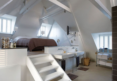 Interior Renovation The House Was Located In Weesp A Small City Near Amsterdam Owner Completely Renovated From An Old Farmhouse Into