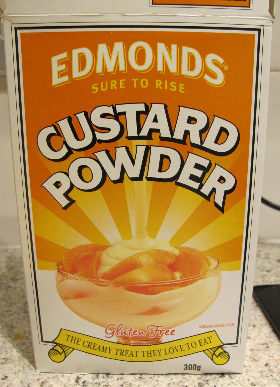 Custard Filling Recipe With Custard Powder