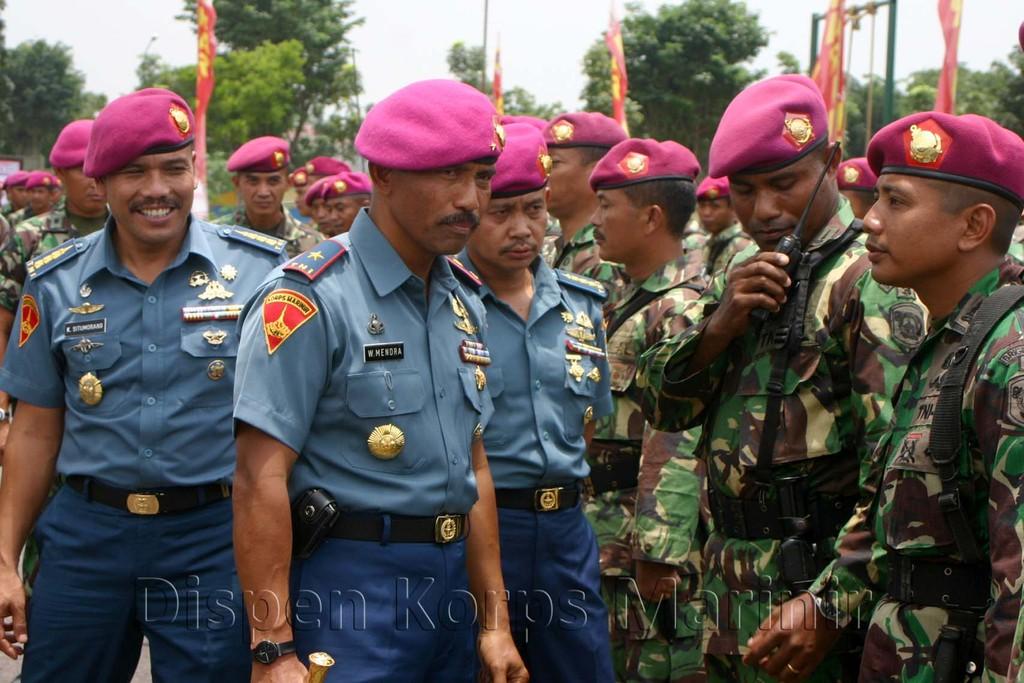 PiPo: Foto Tentara Nasional Indonesia (TNI)