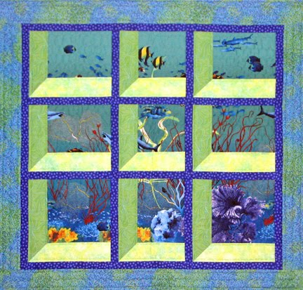 Daphne Greig: Attic Windows - Quilt University : free attic window quilt pattern - Adamdwight.com