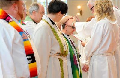 Los hijos de Lutero casan gays en EEUU, Escandinavia y