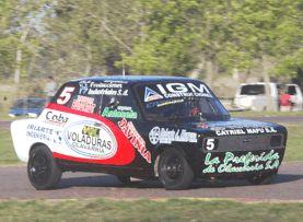 APPS: Gerardo Gianotti correrá con el auto que saliera campeón Martín Laborda