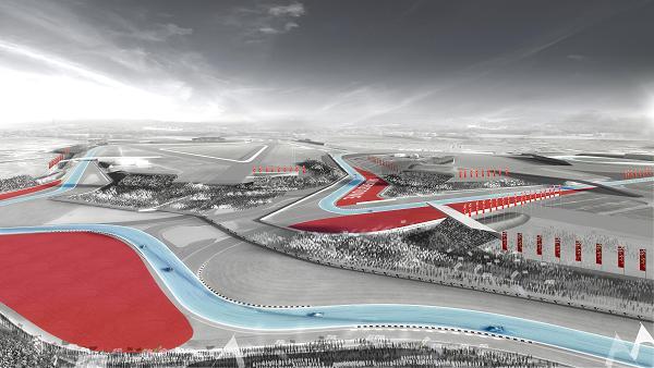 El nuevo Silverstone ha quedado inaugurado