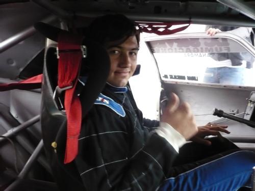 """Lucas gonzalez """" el año que viene correré en el Top Race Junior"""""""