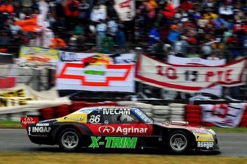La ACTC autorizó pilotos para 2009