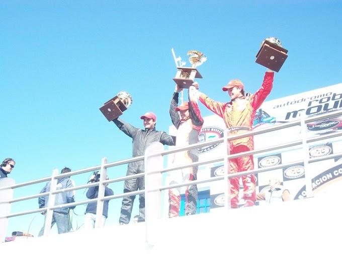 Crucianeli y Laborda ganaron en La Plata