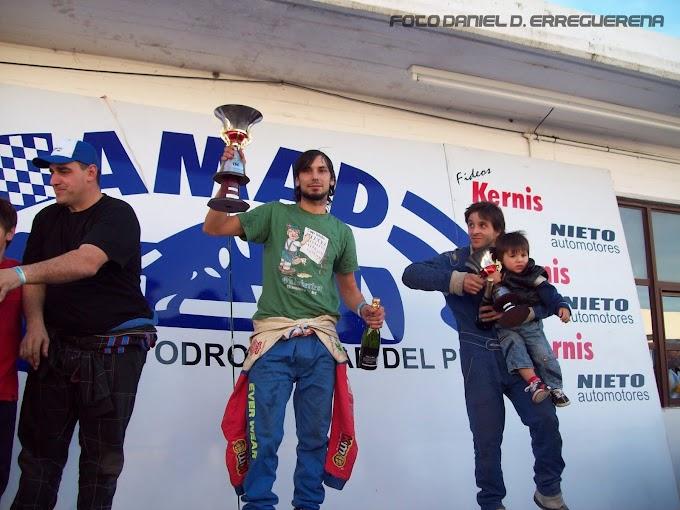 Durán, Volpi y Gavilán ganadores en Mar del Plata