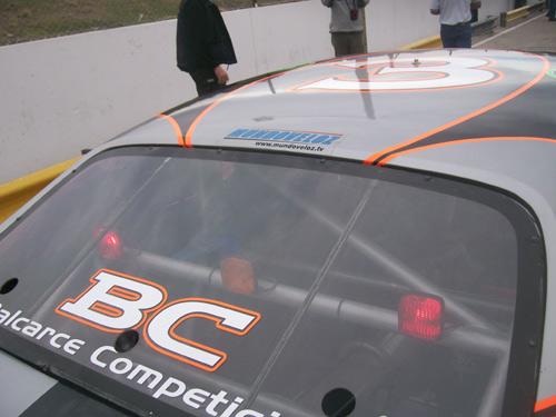Buen regreso del BC Competición en Dolores