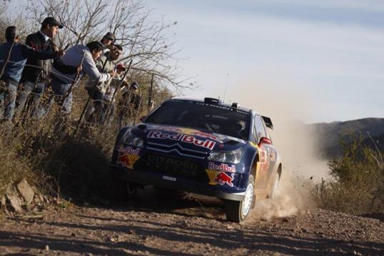El rally de México tendrá una etapa subterránea