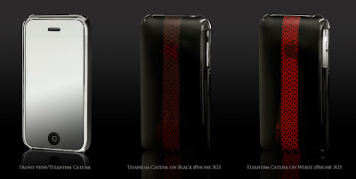 More-thing Titanum Catena Cool iPhone Cases