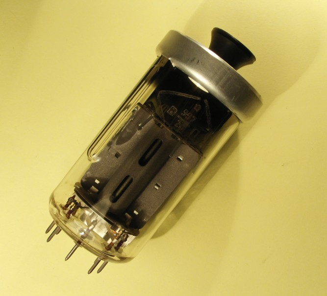 xUSSR GU-50 (ГУ-50) Tube