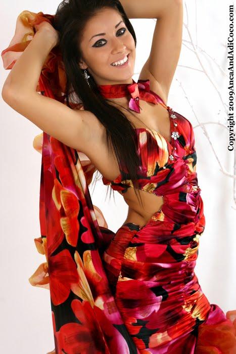 Manechin Alina Ceusan-Miss Targu Mures 2009.Agentia de modele Malio