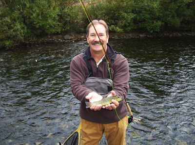 Virtual fly guides blue river co fly fishing report for Blue river fishing report