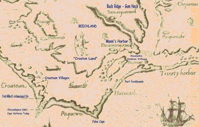Sir Walter Raleigh Map Of Routes Submited Images