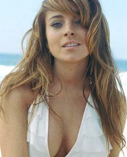 Lindsay Lohan Ugly on Betty