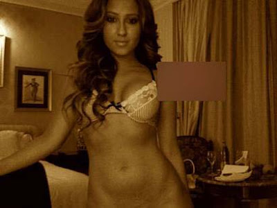 Adrienne Bailon Nude Photo Scandal