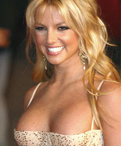 Britney's secret sex with mystery man