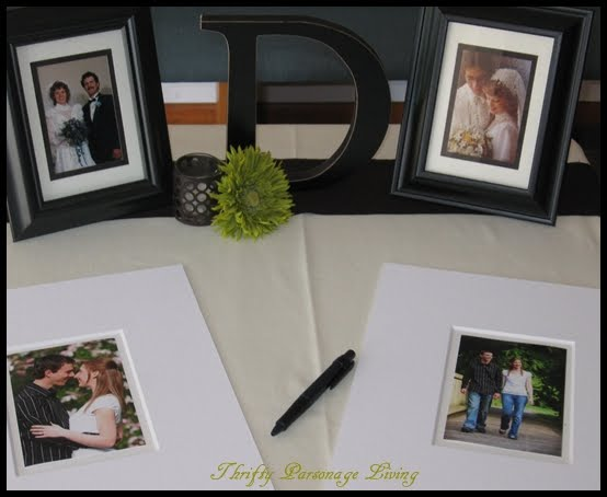 Guest Book Table Ideas