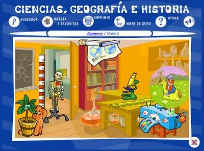RECURSOS EDUCATIVOS CUARTO DE PRIMARIA