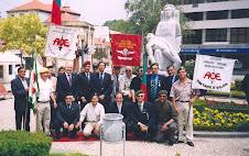 SANTO TIRSO - 2002 - Monumento em Memória aos Combatentes da Guerra do Ultramar