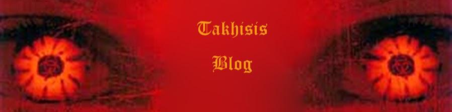 TAKHISIS' BLOG