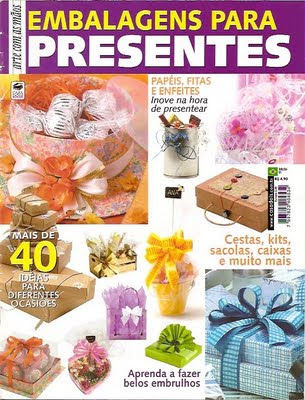 Download - Revista  Embalagens para presentes