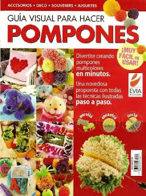 Download - Revista Pom pom - Passo-a-passo
