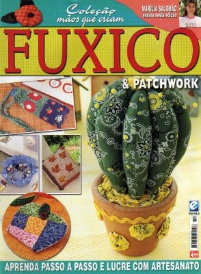 Download - Revista  Fuxico e Patchwork
