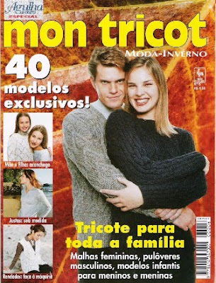 Download - Revista Mon Tricot - 1998