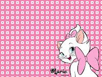 Wallpaper Gatinha Marie