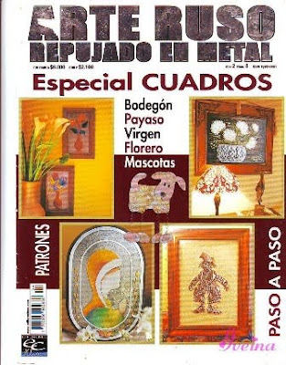 Download - Revista  Repujado - Arte Ruso