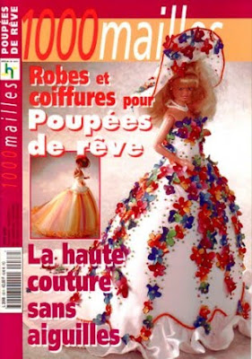 Download - Revista  Roupas Luxuosas  para Barbie