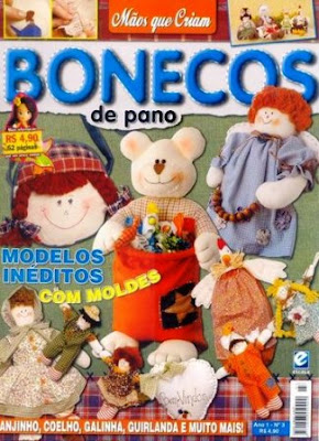 Download - Revista Bonecos de pano n.3