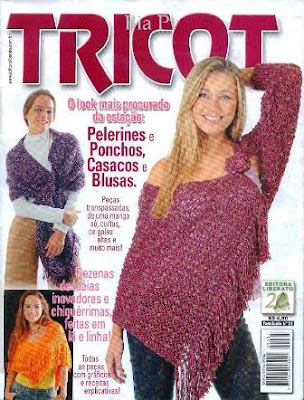 Download - Revista Tricot Pelerines e ponchos