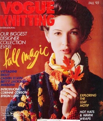 Download - Revista Vogue Knitting Fall 1993
