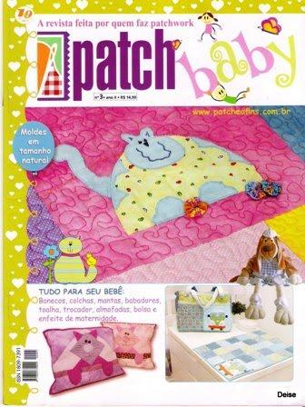 Download - Agulha e tricot by Tita Carré: Download - Revista Patch