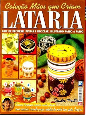 Download - Revista  Mãos que Criam - Lataria