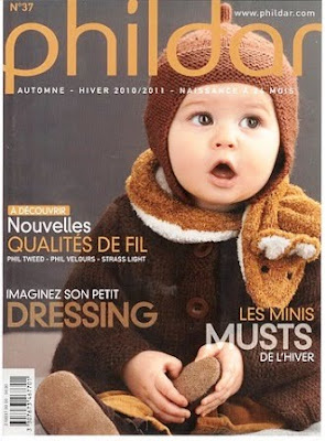 Download - Revista  Tricot Phildar baby n.37
