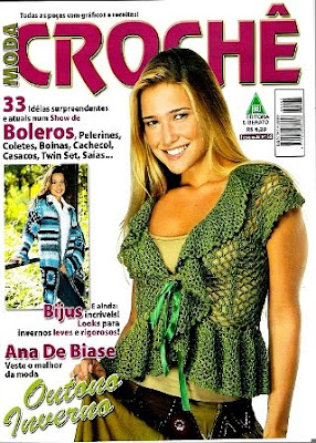 Download - Revista  Crochet n.65
