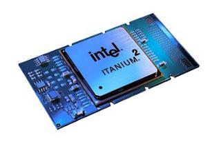 Itanium server