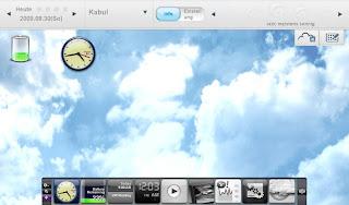 Widget Desktop
